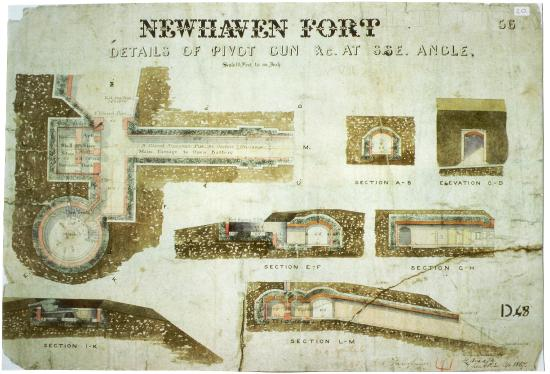 The Cliffs Picture Of Newhaven Fort Newhaven TripAdvisor