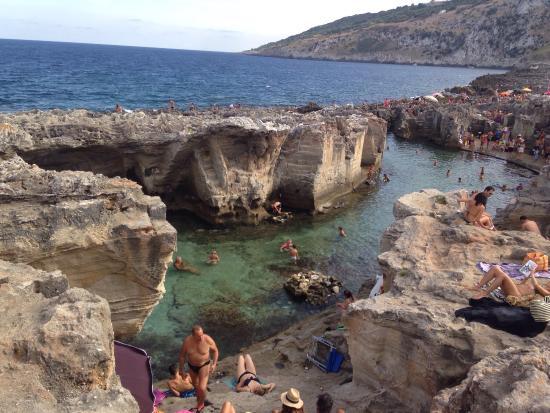 Piscine naturali  Picture of Piscina Naturale di Marina Serra Tricase  TripAdvisor