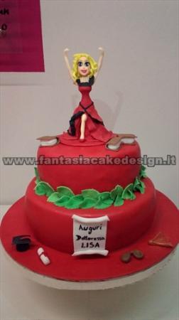 torta a forma di piscina  Foto di Fantasia Cake Design Vicenza  TripAdvisor