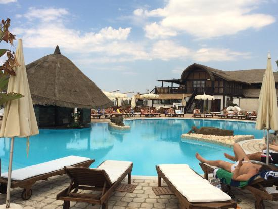 La piscina  Foto di Rama Beach Napoli  TripAdvisor