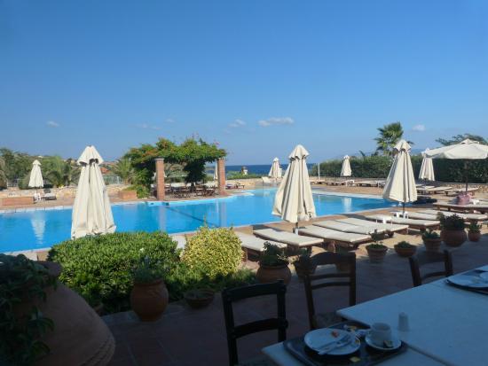 Poolomradet Picture Of Panselinos Hotel Eftalou Tripadvisor