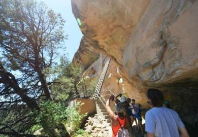 Balcony House Parc National De Mesa Verde Les Avis Sur