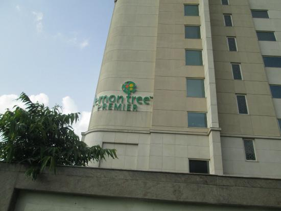 The Hotel Picture Of Lemon Tree Premier Delhi Airport
