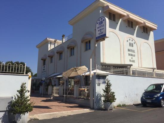 Great Service Review Of Hotel Borgo Del Mare