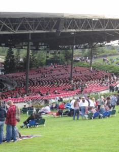 White river amphitheatre wide view of the seating areas also picture rh tripadvisor