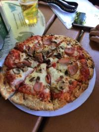 - Picture of Curry Village Pizza Patio ...