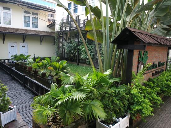 Garden Home B B Yangon Rangoon Myanmar Ulasan B B Tripadvisor
