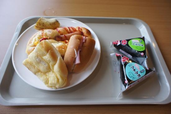 岡山スクエアホテル無料朝食