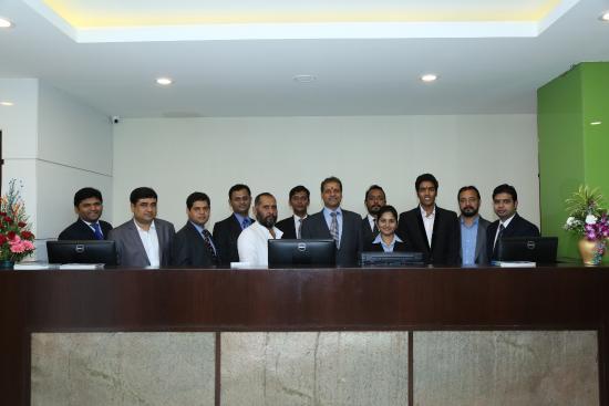 Reception Picture Of The Byke Suraj Plaza Thane Tripadvisor