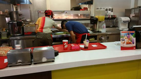 Fast Food Restaurants 89119