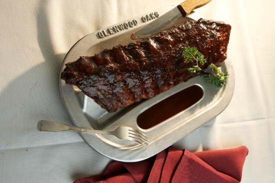 BEST BBQ RIBS IN THE SUBURBS Review Of Glenwood Oaks