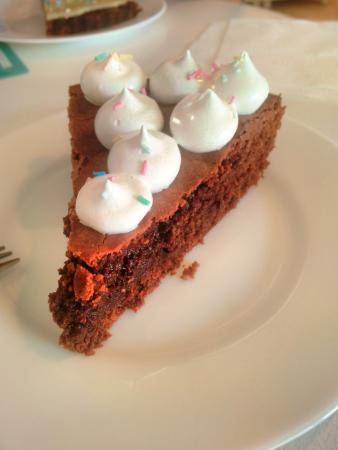 Chocolate Brownie Type Of Cake Dont Remember The Name Picture Of