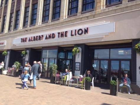 Albert and the Lion - Picture of The Albert and The Lion, Blackpool -  Tripadvisor