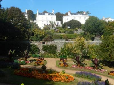 Candie Lower Garden (1791) - Picture of Candie Gardens, St ...
