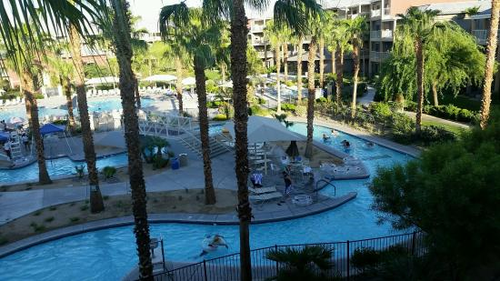 The Incredible Lazy River Picture Of Worldmark Indio