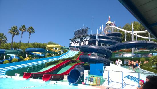 Piscina Onde  Picture of Acquapark Onda Blu Tortoreto  TripAdvisor