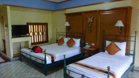 Zimmer 2 Picture Of Pung Waan Resort Spa Kwai Yai