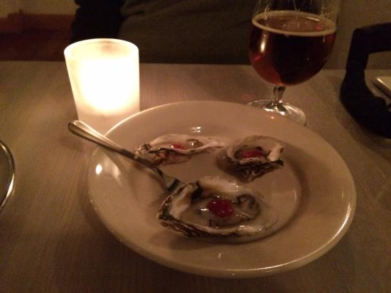 Franklin Oyster House 5