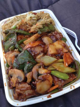 Chinatown Kitchen Gettysburg  25 York St  Menu Prices
