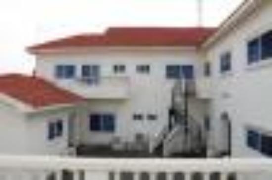 Tenko Plaza Hotel Accra Ghana  omdmen och