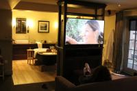 A TV either side of the room - Picture of Hotel du Vin ...
