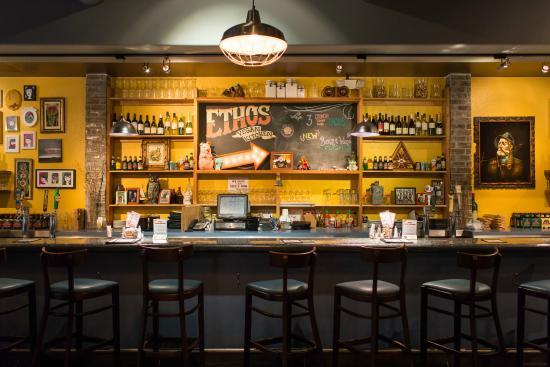 Bar  Picture of Ethos Vegan Kitchen Winter Park  TripAdvisor