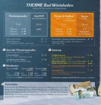 THERME Bad Worishofen (thermal spa) - Bad Wrishofen ...