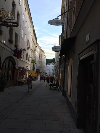 Photo1 Jpg Picture Of Cityhotel Trumer Stube Salzburg