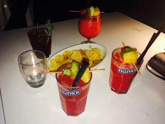 il ricco aperitivo  Foto di Terrazza Excelsior Palermo  TripAdvisor