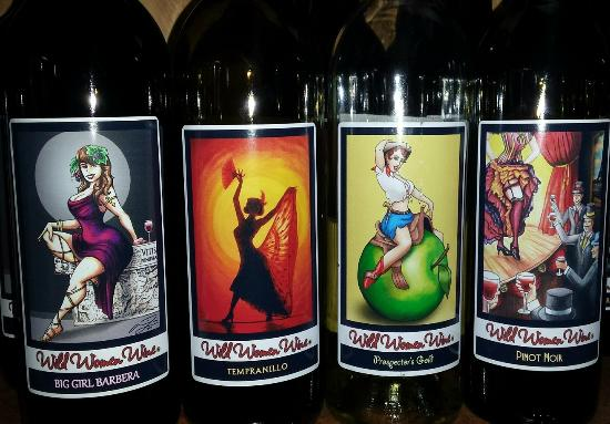 great wine cool labels