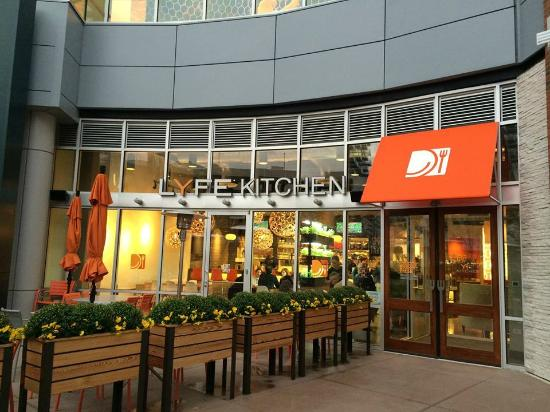 Great place  Review of LYFE Kitchen Chicago IL  TripAdvisor