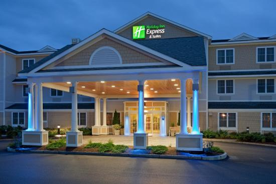 Holiday Inn Express Hotel  Suites Rochester NH  Hotel