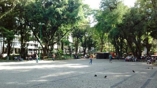 Parque Halfeld Juiz de Fora Picture of Parque Halfeld