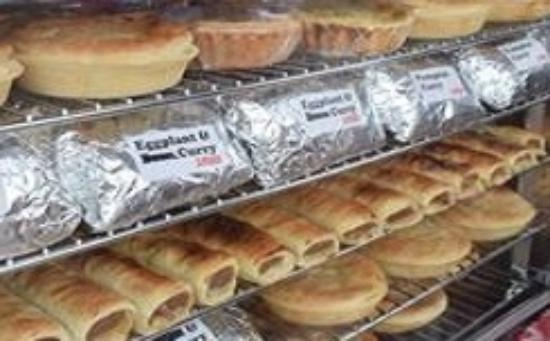 Long Loaves n cream buns  Picture of Hot Bread Kitchen