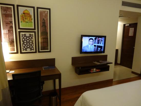 Spgルーム Picture Of Four Points By Sheraton New Delhi