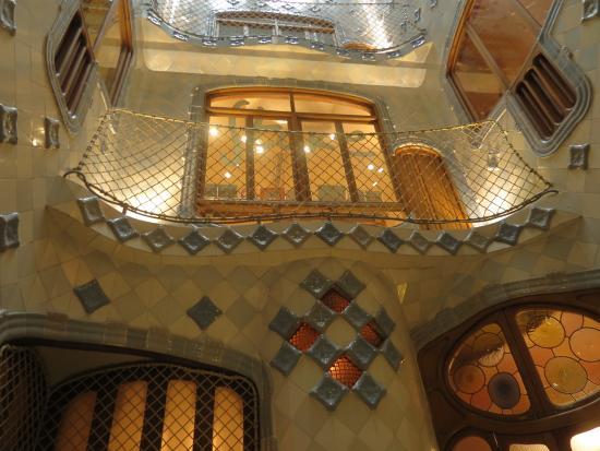 Casa Batll  interior  Picture of Casa Batllo Barcelona