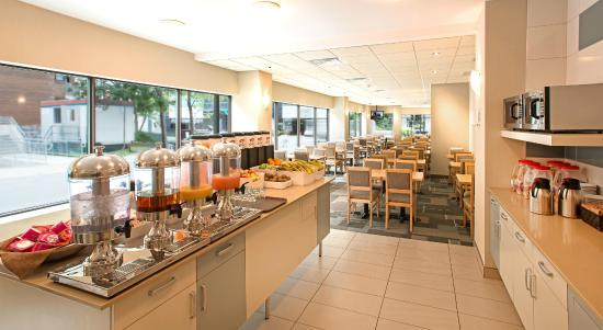 Breakfast Room  Picture of LAppartement Hotel Montreal  TripAdvisor