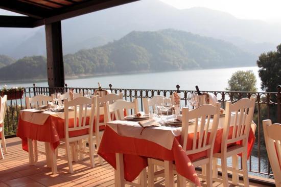 Linterno  Foto di La Terrazza Restaurant Borgo San