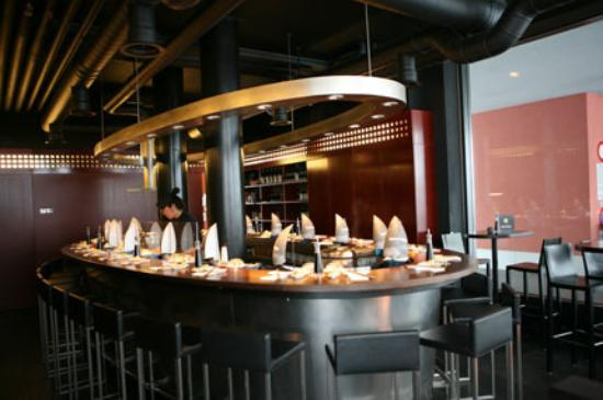 Japanese Sushi Bar Near Me