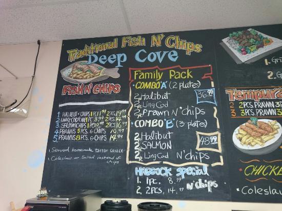 Fish Restaurant Granville Island