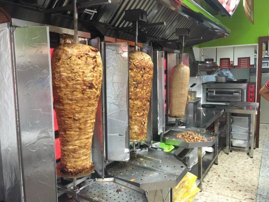 La autentica comida turca  Bild von Kebap Anatolia Dos