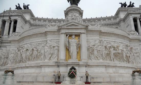 Roma dal Cielo Terrazza delle Quadrighe  Picture of Roma