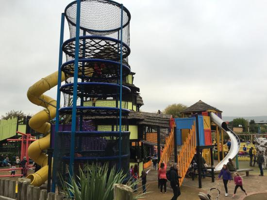 Excellent Outdoor Playground  Picture Of Drusillas Park
