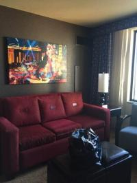 Living room - Picture of Marriott's Grand Chateau, Las ...