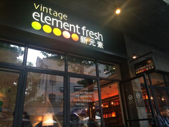 Element Fresh Xintiandi Address
