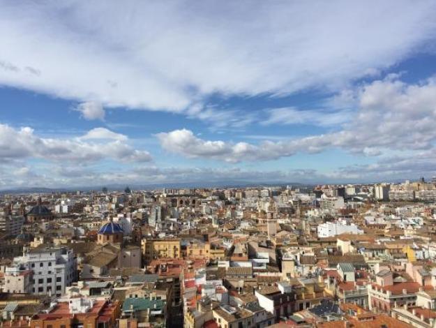 Punti panoramici di Valencia