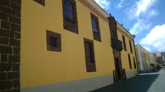Centro Historico de San Cristobal de la Laguna  San Cristobal de La Laguna  Les avis sur