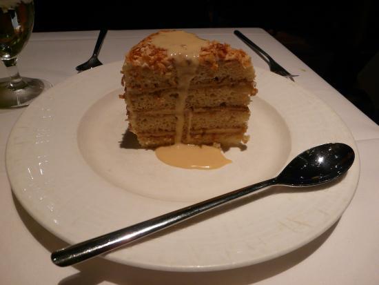 Coconut Cake  Picture of Mesa Grill at Caesars Palace Las Vegas  TripAdvisor