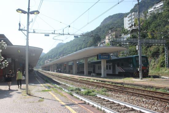 Stazione Ferroviaria Como San Giovanni AGGIORNATO 2019