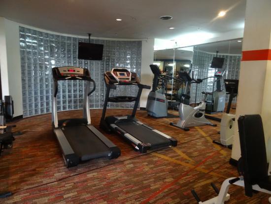 Gym Picture Of Amari Don Muang Airport Bangkok Tripadvisor